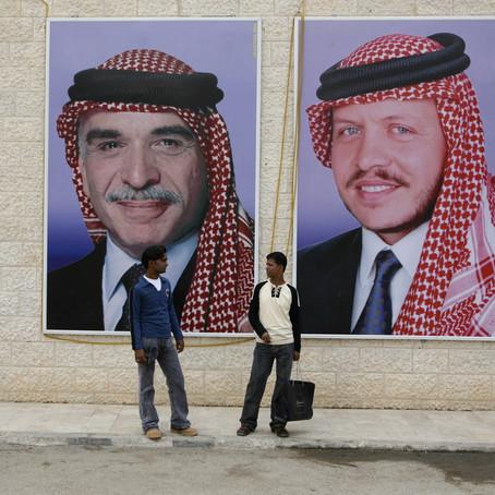King Abdullah's empty threats