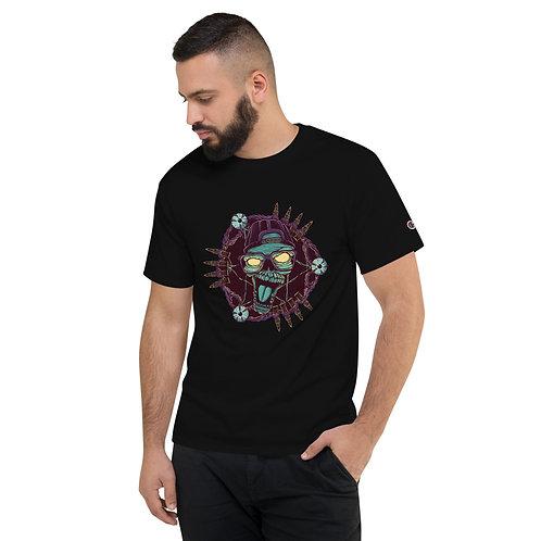 """Seth Rock """"Spaz"""" T-Shirt (Art by Pencils Dad)"""