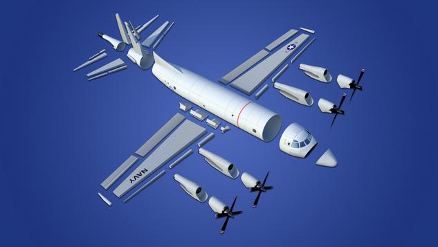 P-3C Orion *