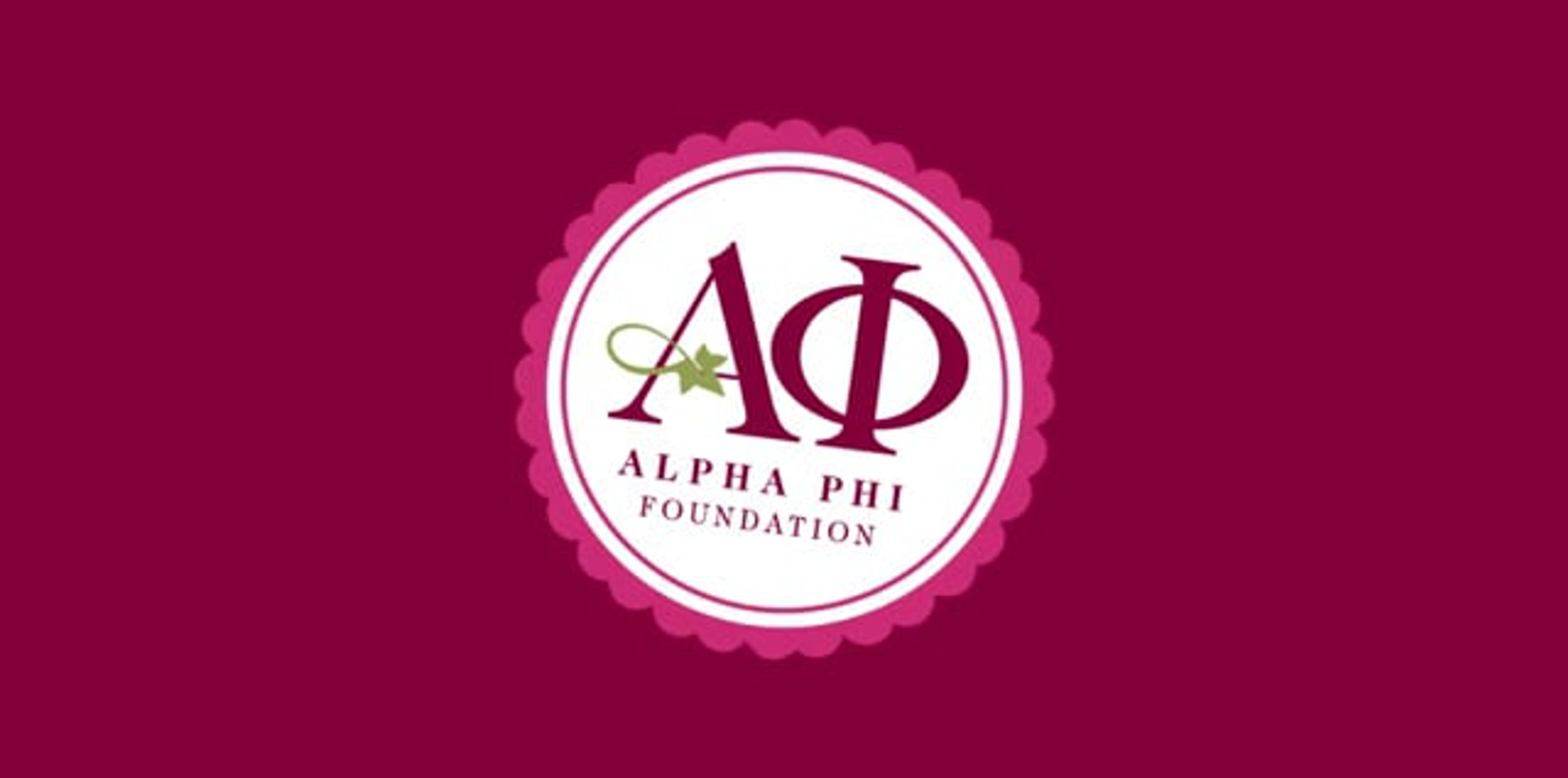 Alpha Phi Foundation: AED Campaign