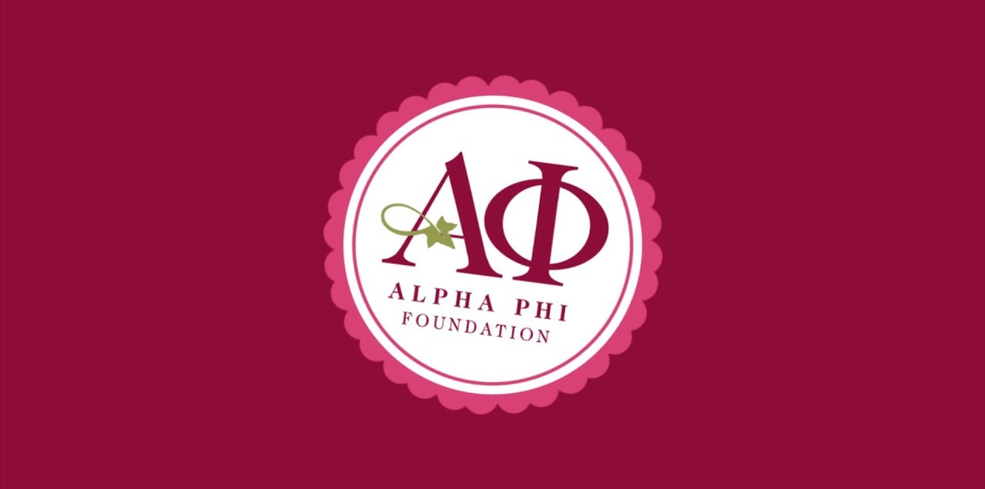 Alpha Phi: AED