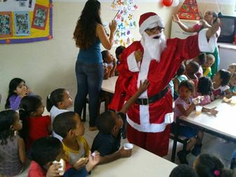 Chegado do Papai Noel
