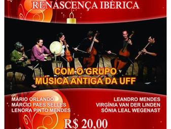 Concerto Beneficente Canções Natalinas da Renascença Ibérica