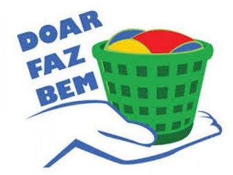 Bazar Solidário - Aceitamos Doações