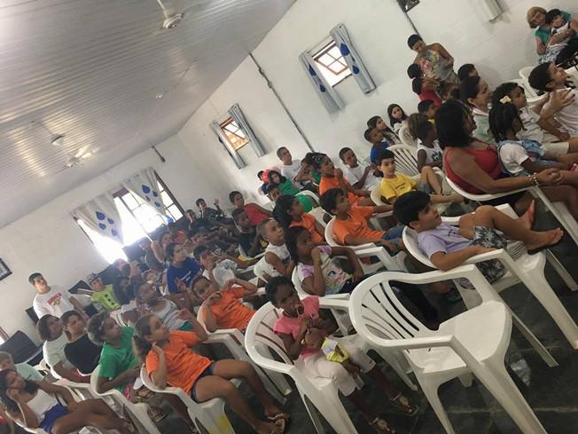 Evangelização - Infância e Juventude