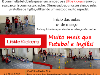 Parceria Little Kickers