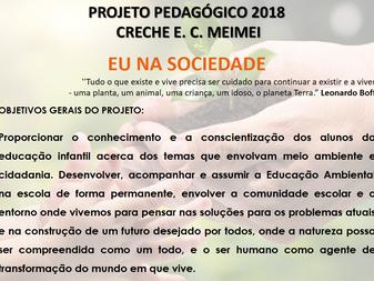 Projeto Pedagógico 2018