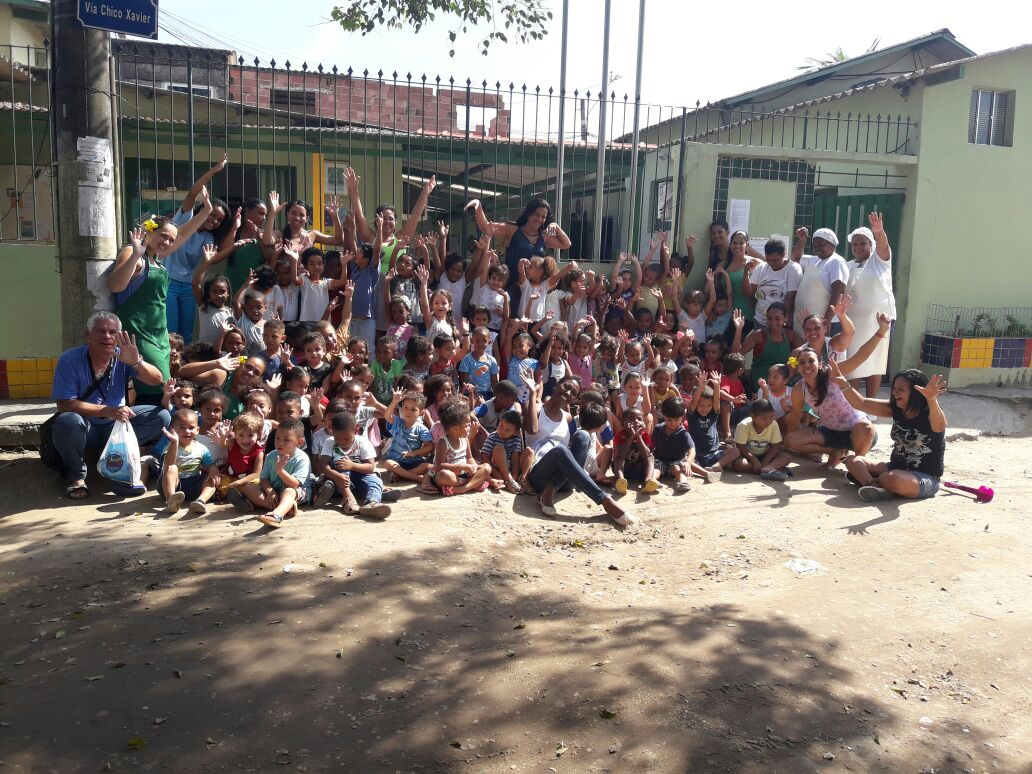 Creche Escola Comunitária Meimei