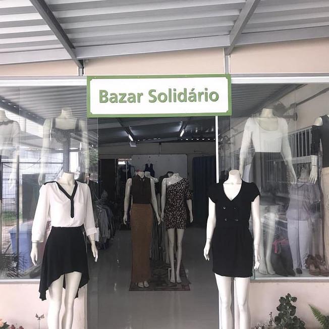 Conheça nosso bazar!