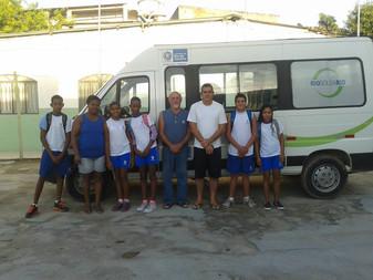 Novo Transporte Projeto Escola - 2014