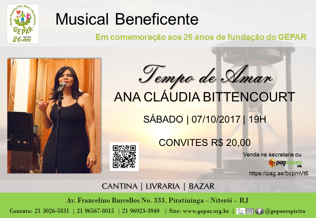 3.3 Musical Beneficente Ana Claudia