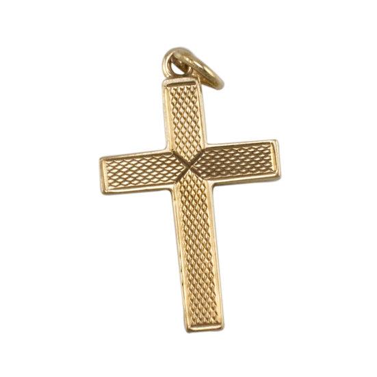 9ct Cross