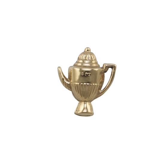 9ct Coffee Pot Charm - SOLD