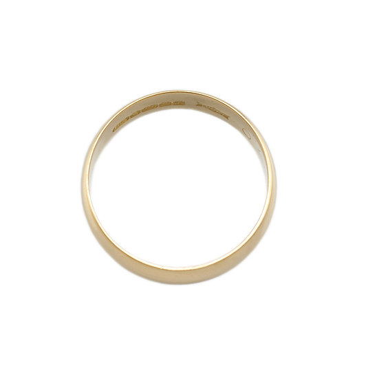 22ct 'Lucky' Wedding Ring