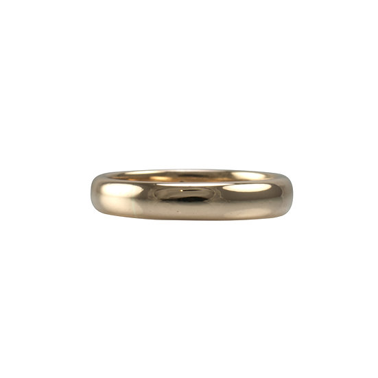 Heavy 9ct Gentlemen's Wedding Band