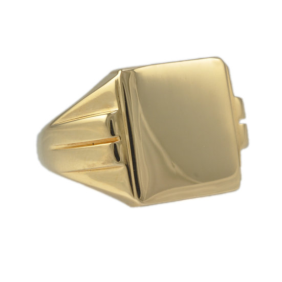 18ct Signet ring - SOLD