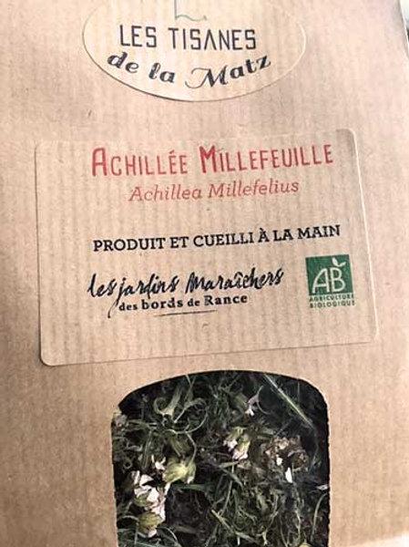 Tisane d'Achillée Millefeuille