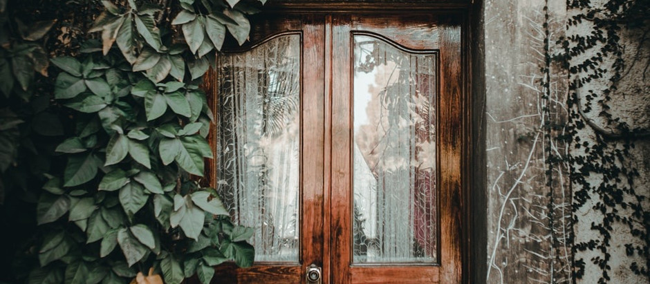 Daily Devotion: Hold the Door!