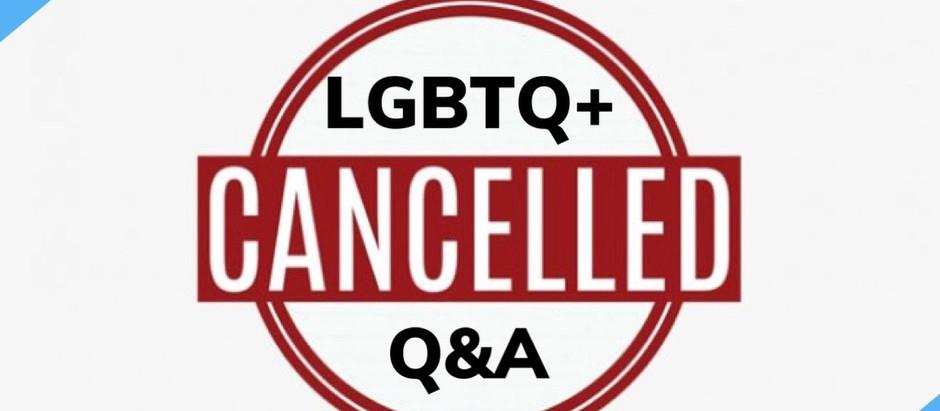 Q&A with Jacob Pruitt: LGBTQ+ Discussion
