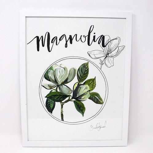 Magnolia Print