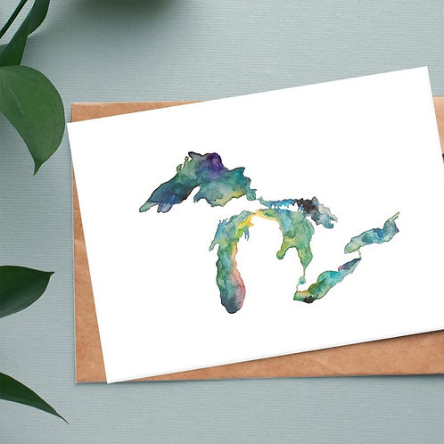 Great Lakes Notecards