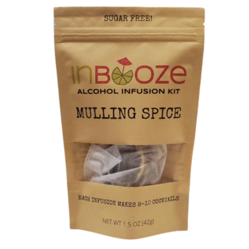 Mulling Spice Infiusion Kit by InBooze