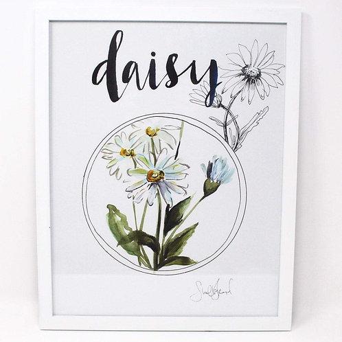 Daisy Print