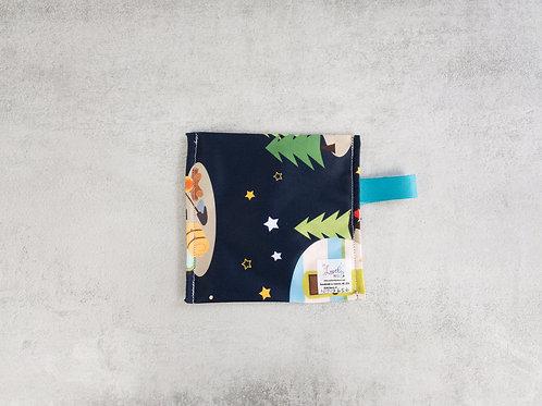 Reusable Food Bag - Snack Size