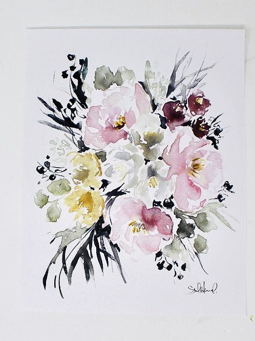 Posy Collection Print