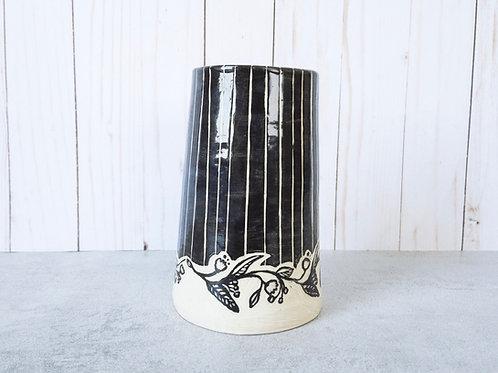 Flower Vase by Magpie Mischief