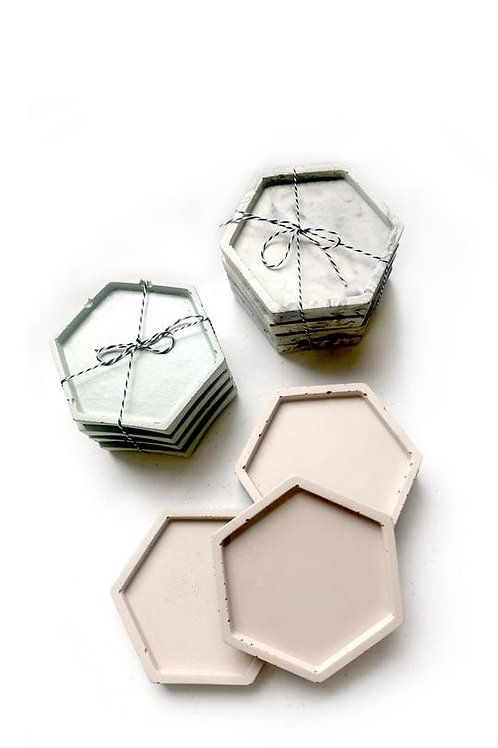 Geometric Coasters by Known Goods