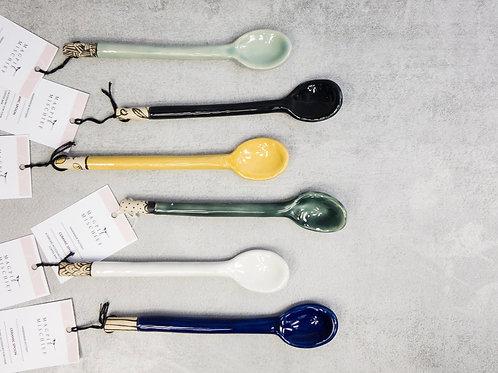 Ceramic Spoons by Magpie Mischief