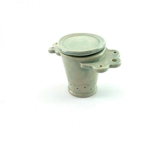 Josette Tea Strainer by Magpie Mischief