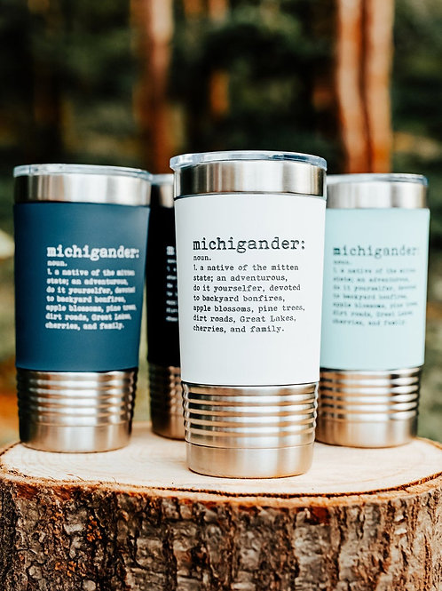 Michigander Tumbler
