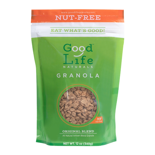 Original Blend Nut-Free Granola by Good Life Naturals