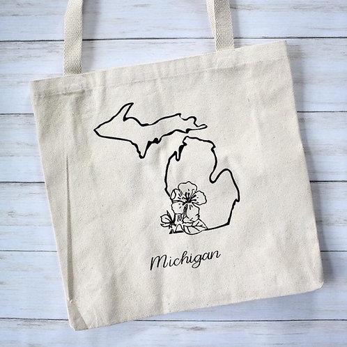 Michigan Tote