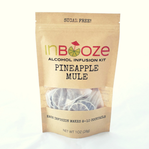 Pineapple Mule Infusion Kit by InBooze