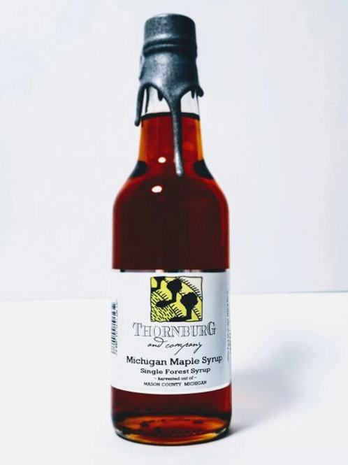 Michigan Maple Syrup by Thornburg & Co.