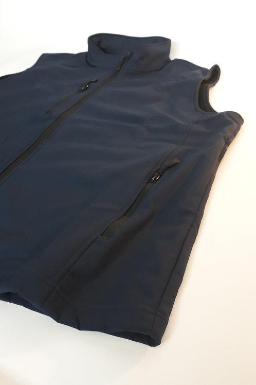 Veste softshell sans manches - XXL - Impression au choix