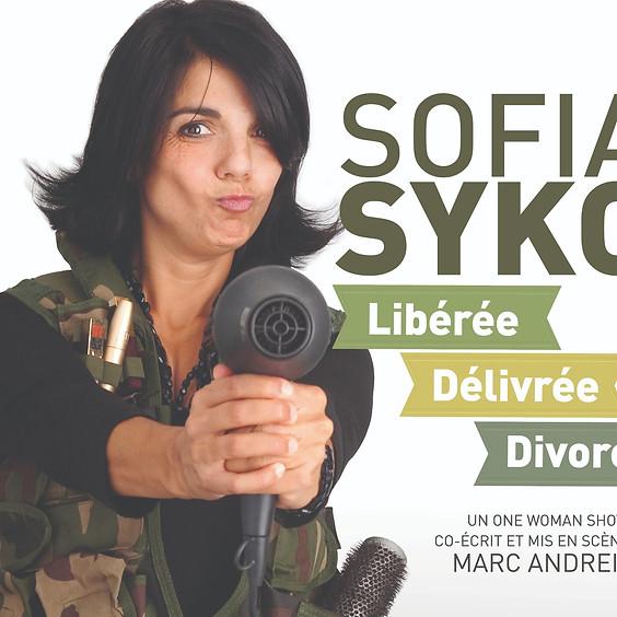 Sofia Syko + resto - Dimanche 22/08 - 57€