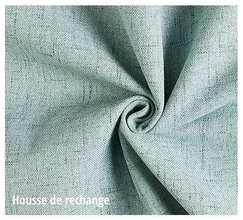 Housse de rechange - Matelanimo© Robuste - Menthe