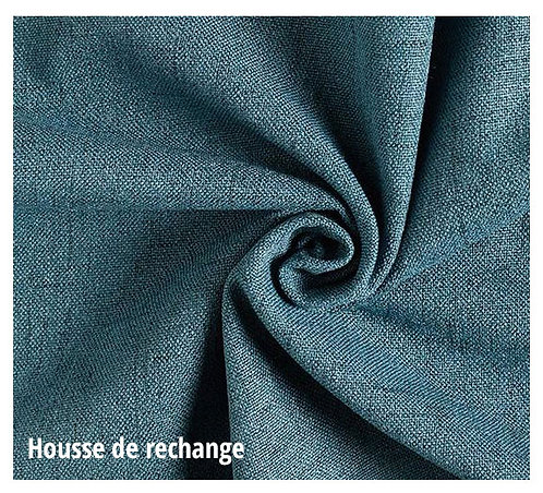 Housse de rechange - Matelanimo© Robuste - Bleu pétrole