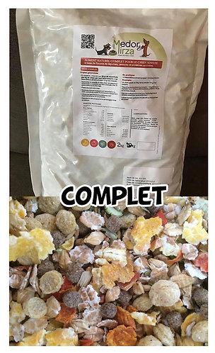 Aliment complet 2Kg ( base végétale + protéines animales)