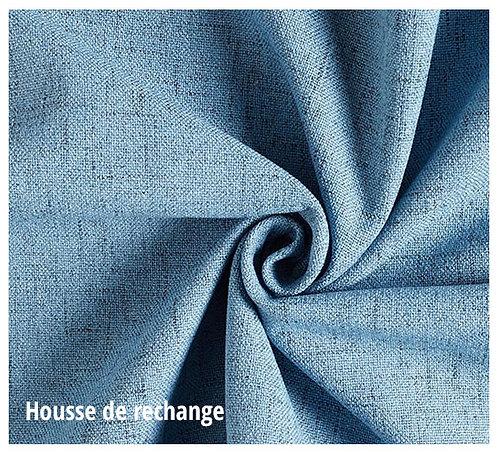 Housse de rechange - Matelanimo© Robuste - Bleu