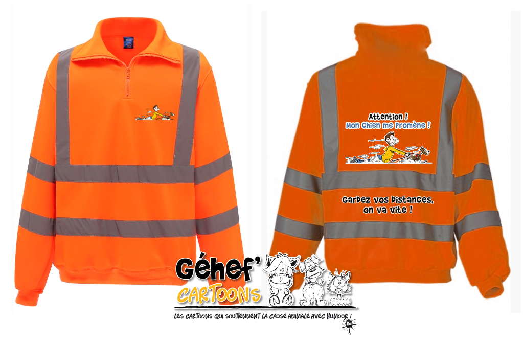 sweat-HVK06-orange-promenadechien