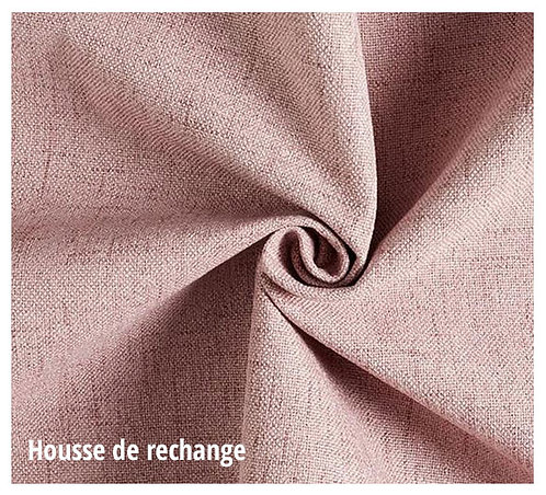 Housse de rechange - Matelanimo© Robuste - Rose
