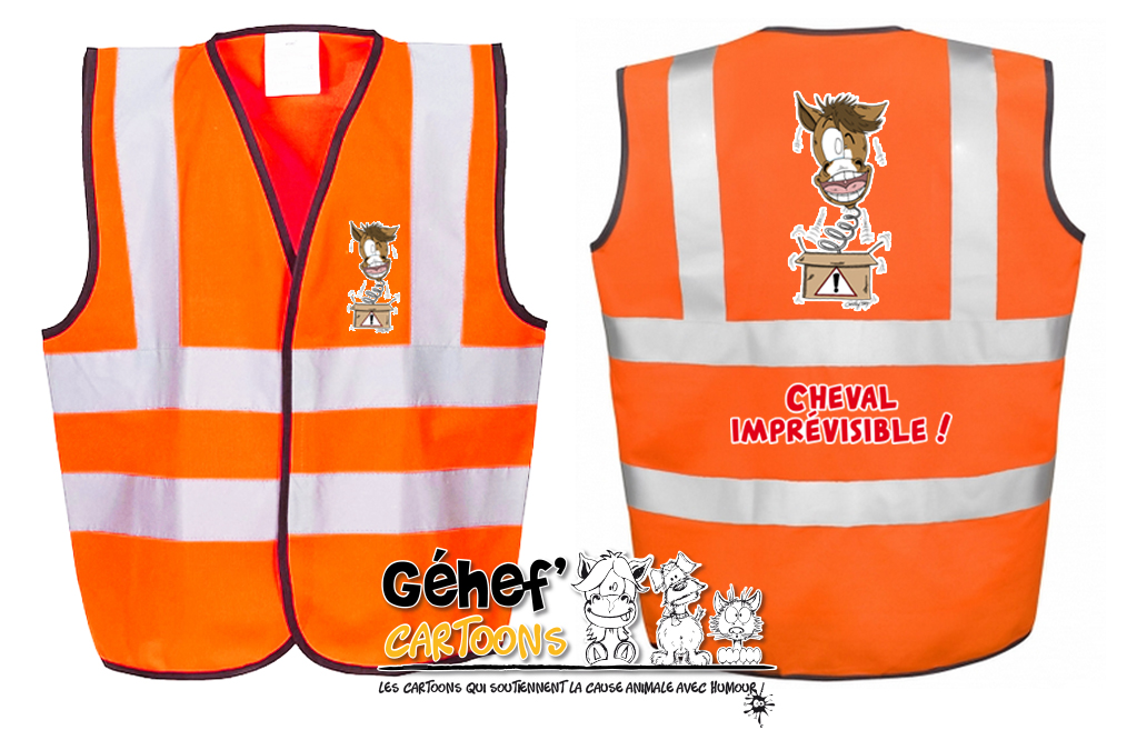 gilet-enft-HVW100CH-orange-imprevisible.