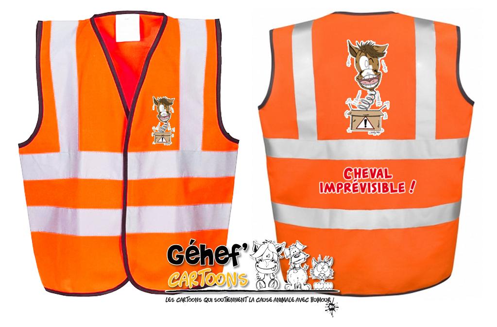 gilet-enft-HVW100CH-orange-imprevisible.