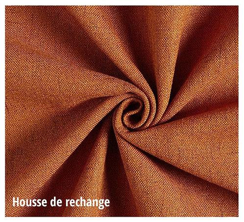 Housse de rechange - Matelanimo© Robuste - Orange