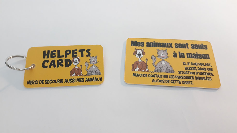 Helpets Cards